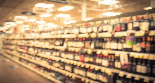 Alcoholic energy drinks removed from the market