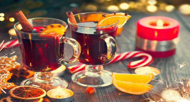 Christmas drink recipes: non alcoholic punch recipe for Christmas