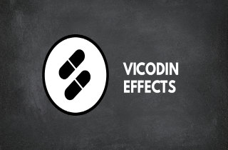 Vicodin adverse effects
