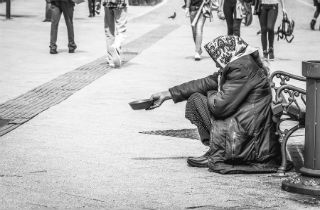 Drug and alcohol abuse and the homeless