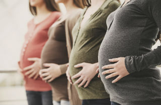 The effects of methadone treatment during pregnancy