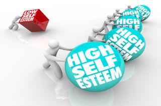 Addiction and low self esteem