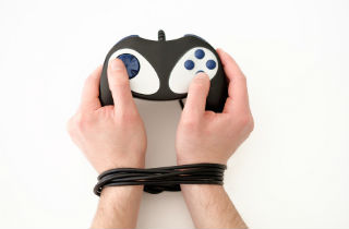 Teen video game addiction signs