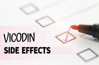 Vicodin side effects