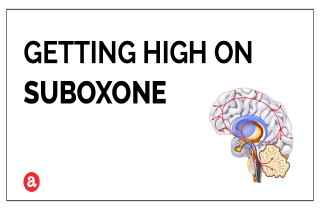 Can you get high on Suboxone?