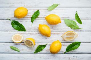 Lemons cure hangover