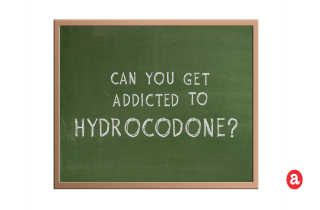 Can you get addicted to hydrocodone?