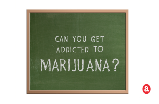 Can you get addicted to weed?