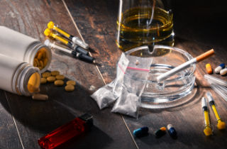 Dependence vs addiction