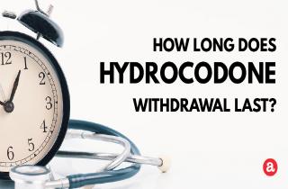 Hydrocodone withdrawal duration