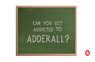 Can you get addicted to Adderall?