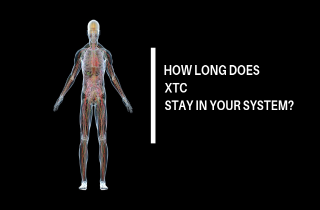 How long does XTC stay in your system?