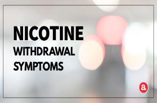 Nicotine withdrawal symptoms