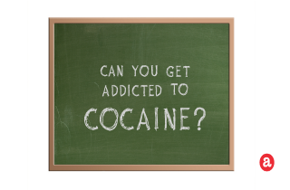 Can you get addicted to coke?