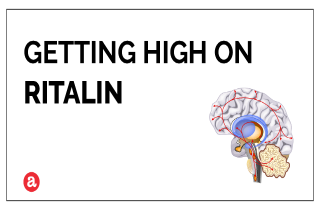 Can you get high on Ritalin?