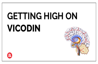 Can you get high on Vicodin?