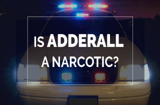 Is Adderall a narcotic?