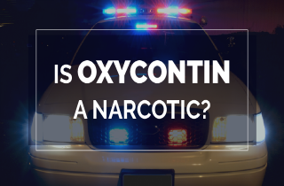 Is OxyContin a narcotic?