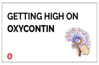 Can you get high on OxyContin?