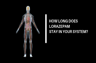 How long does lorazepam stay in your system?