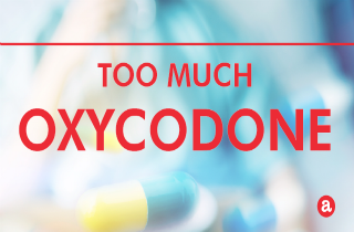 How much oxycodone is too much?