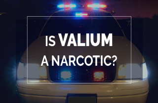 Is Valium a narcotic?