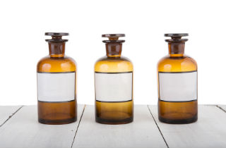 Embalming fluid as a drug
