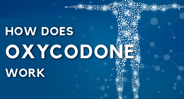How does oxycodone work?