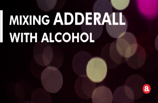 Mixing Adderall with alcohol
