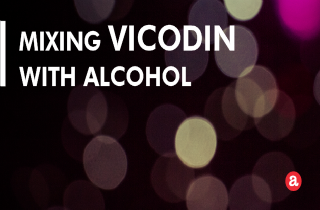 Mixing Vicodin with Alcohol