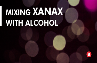 Mixing Xanax with alcohol