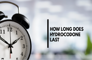 How long does hydrocodone last?