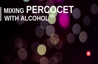 Mixing Percocet with alcohol