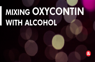 Mixing OxyContin With Alcohol