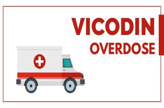 Can you overdose (OD) on Vicodin?