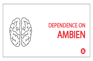 Dependence on Ambien