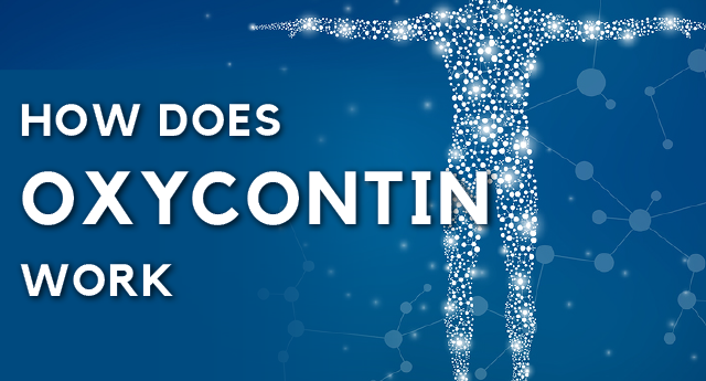 How does OxyContin work?