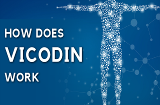 How does Vicodin work?