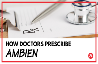 How is Ambien prescribed?