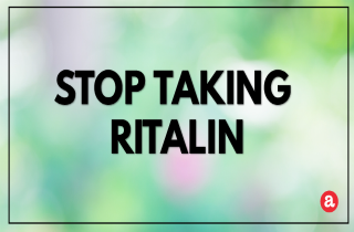 How To Stop Taking Ritalin?