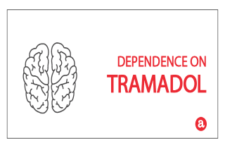 Dependence on tramadol
