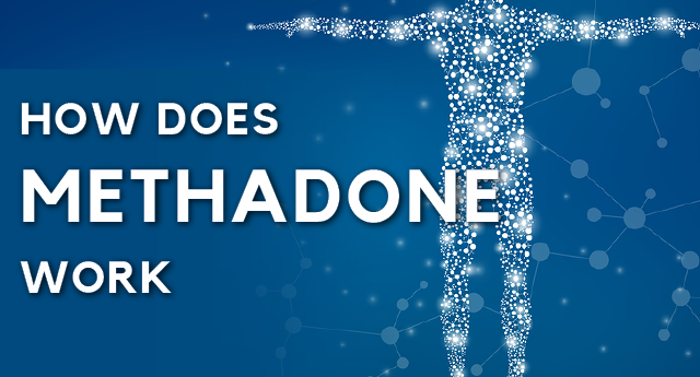 How does methadone work?