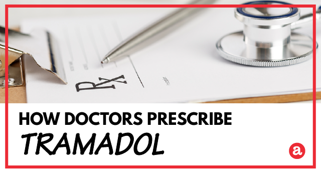 How is tramadol prescribed?