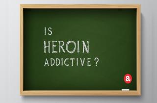 Is heroin addictive?