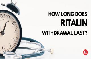 How long does Ritalin withdrawal last?