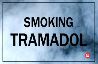 Smoking tramadol