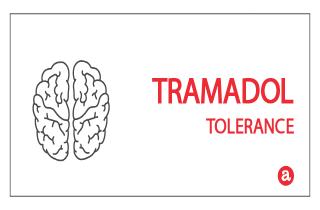 Tolerance to tramadol
