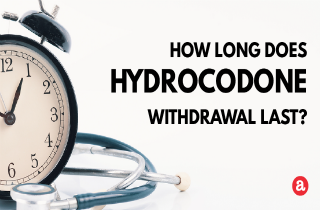 How long does hydrocodone withdrawal last?