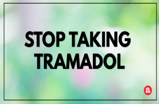 How to stop taking tramadol