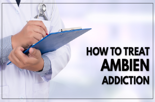 How to treat Ambien addiction